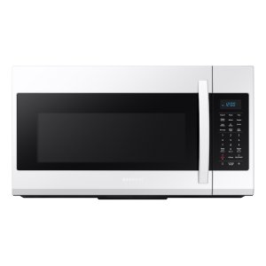 Samsung Appliances1.9 cu ft Over The Range Microwave with Sensor Cooking in White