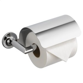 Tissue Holder With Removable Cover
