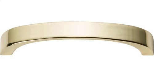 Tableau Curved Handle 3 Inch - French Gold