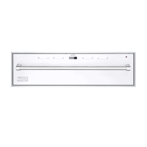 "White 36"" Professional Warming Drawer - VEWD (36"" wide)"