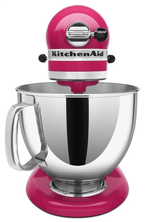 Artisan® Series 5 Quart Tilt-Head Stand Mixer - Cranberry
