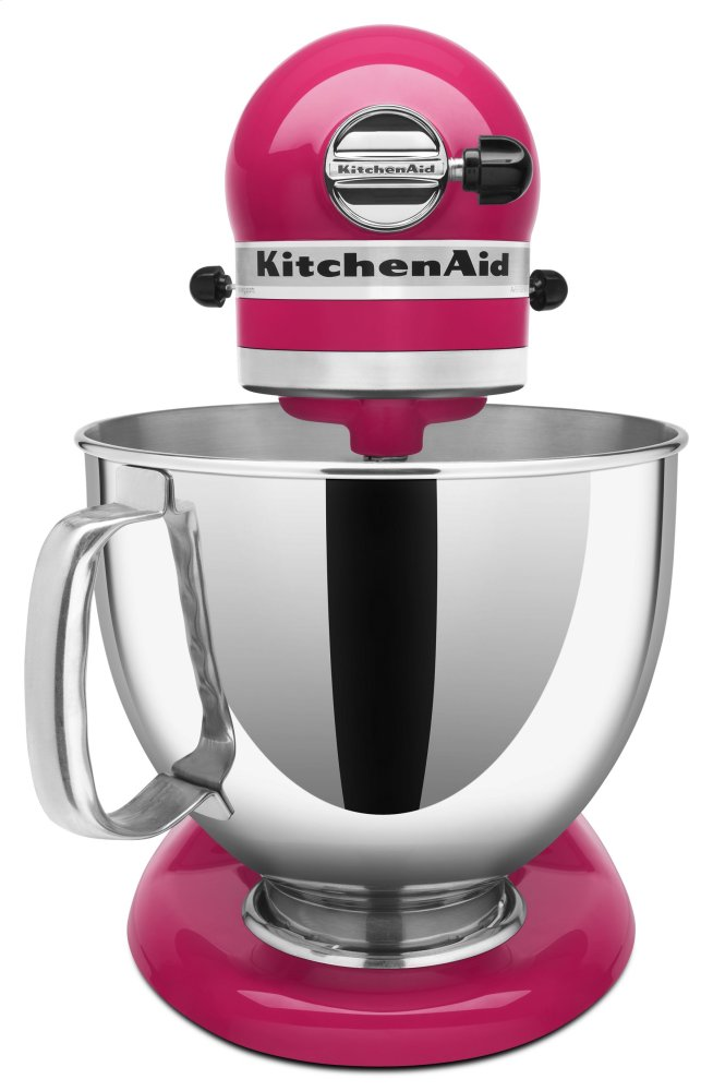 Hidden · Additional Artisan® Series 5 Quart Tilt Head Stand Mixer   Pearl  Metallic
