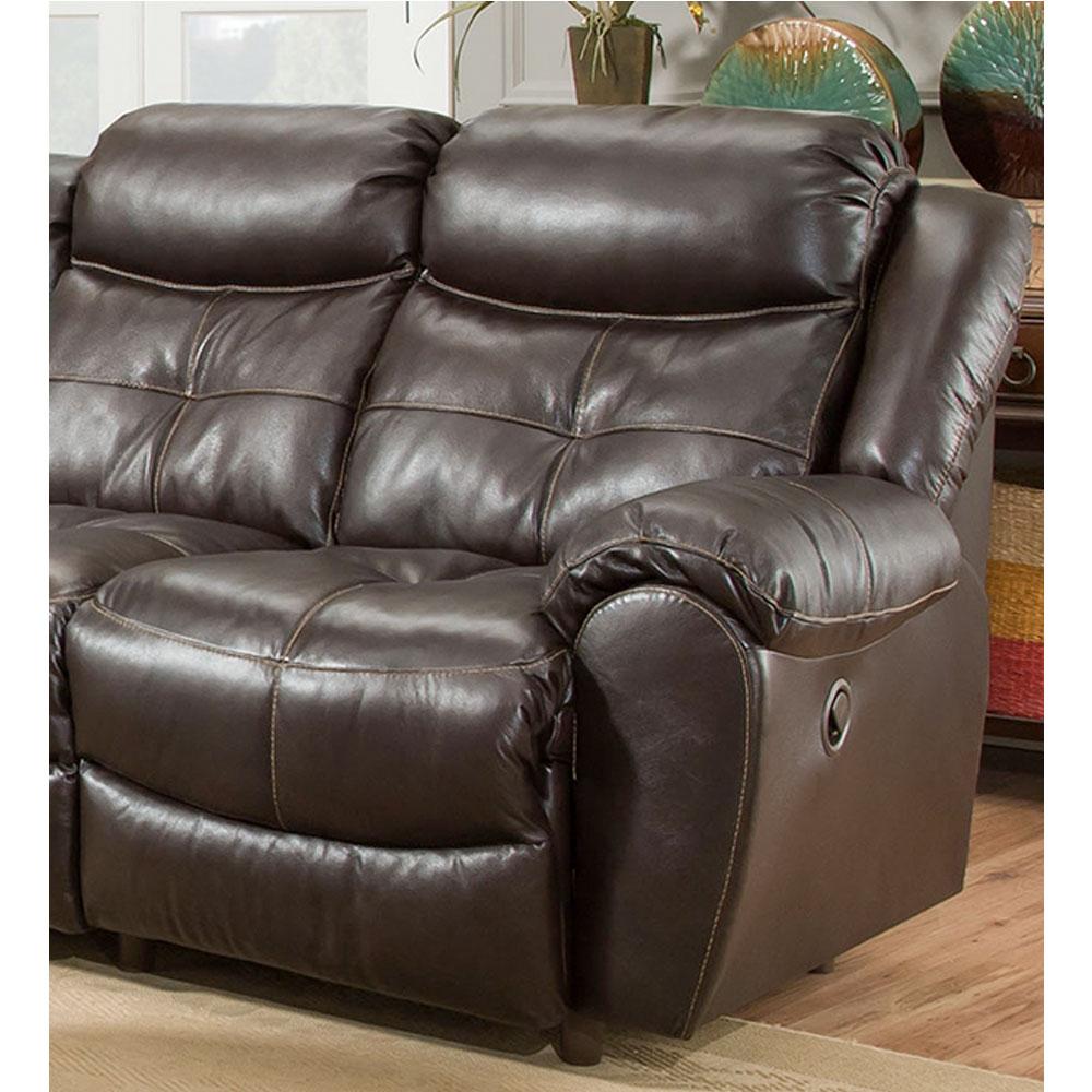 Franklin Furniture Reclining Sofa