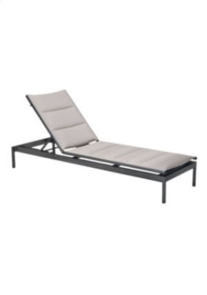 Cabana Club Padded Sling Chaise Lounge