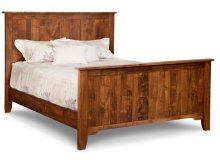 Glengarry Queen Bed with 32'' High Footboard