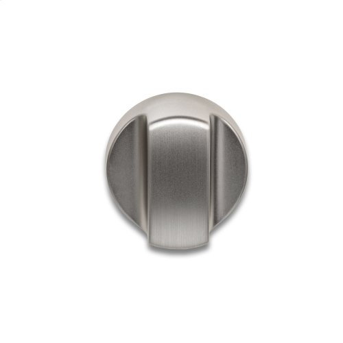 2 Slice Toaster Knob - Brushed Stainless