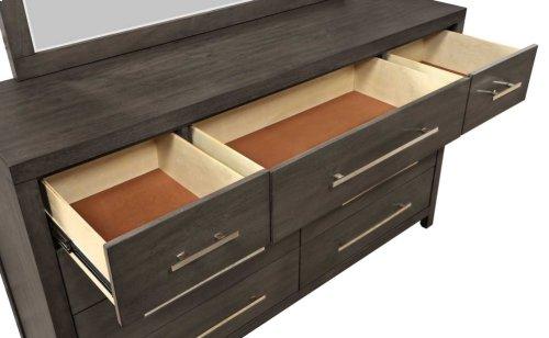 """Katy Queen Canopy Bed Headboard&Footboard, 62""""x2""""x32"""""""