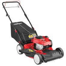 Tb200 Self-propelled Mower With Front Wheel Drive