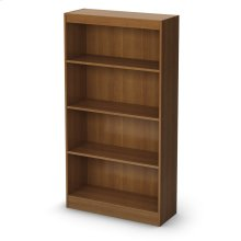 4-Shelf Bookcase - Morgan Cherry