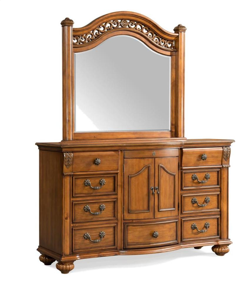 Beau Hidden · Additional Elements Furniture BQ600 Barkley Square Bedroom Set  Houston Texas USA Aztec Furniture