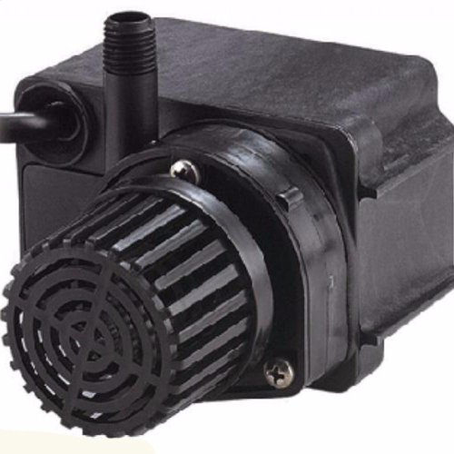 Submersible Pump, 475gph 6' Cord