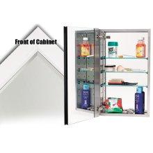 Mirror Cabinet - White