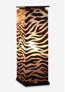(LS) Maha Pedestal Lamp (L) (13x13x39) Product Image