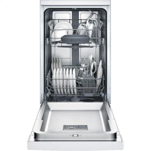 300 Series built-under dishwasher 17 3/4'' White SPE53U52UC