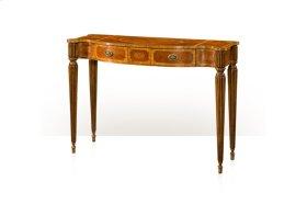 The Georgian Cabinetmaker Console Table