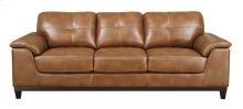 Sofa Chestnut Pu