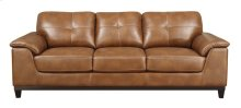 Sofa Chestnut Pu