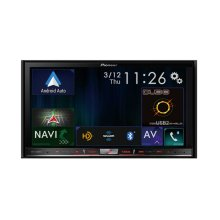 In-Dash Navigation AV Receiver with 7 WVGA Touchscreen Display