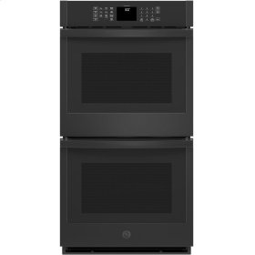 """GE® 27"""" Smart Built-In Double Wall Oven"""