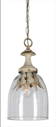 Camden 1-lt Glass Pendant Product Image
