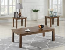 6615 3-Piece Coffee Table Set