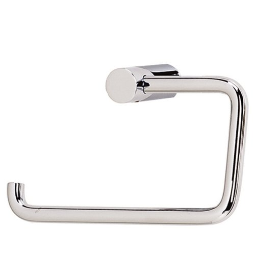 Spa 1 Single Post Tissue Holder A7066 - Polished Nickel