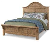 451-150 QBED Riverbank Queen Bed Complete