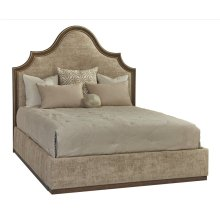 Palo Alto Traditional Bed