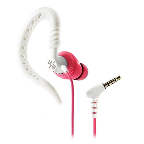 Focus® 400 For Women Behind-the-ear, sport earphones are specifically made for women and feature TwistLock Technology