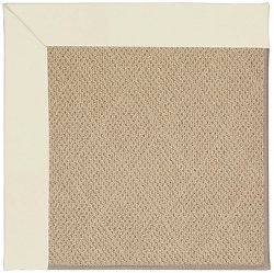 Creative Concepts-Cane Wicker Canvas Ivory