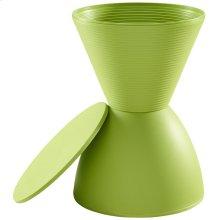 Haste Stool in Green