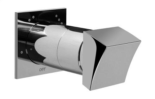 Fontaine Transfer Valve Trim Plates and Handle
