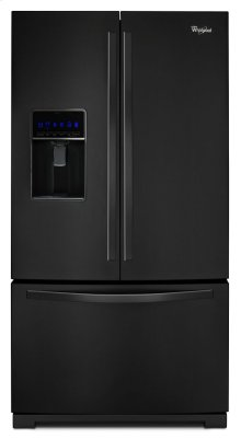 36-inch Wide French Door Refrigerator with MicroEdge® shelves - 25 cu. ft.