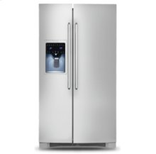 ***FLOOR SAMPLE***Standard-Depth Side-By-Side Refrigerator with IQ-Touch Controls