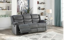 8017 Gray Sofa