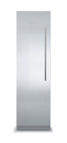 18 Fully Integrated All Freezer with Virtuoso Panel, Left Hinge/Right Handle