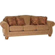 3180 Lone Wolf Brass Sofa