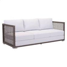 Coronado Sofa Cocoa & Light Gray