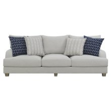 Emerald Home U4389-00-03 Laney Sofa, Harbor Gray
