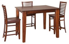 """42"""" Square Large Tapered Legs Gathering Table"""
