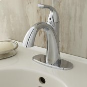 Fluent Single Control Bathroom Faucet - Polished Chrome