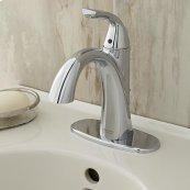 Fluent Single Control Bathroom Faucet - Polished Chrome