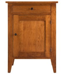 Vineyard II Drawer & Door Chest