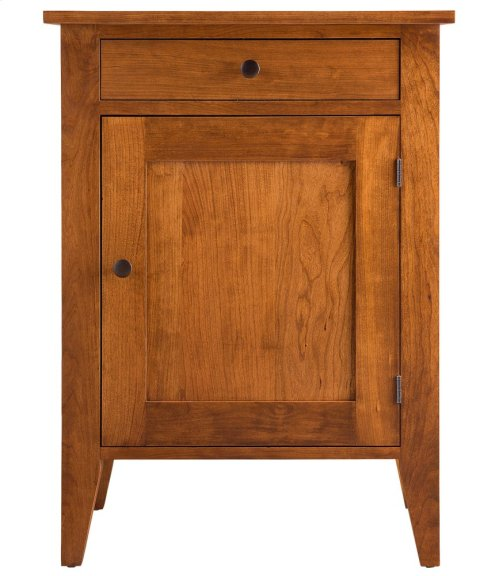 Vineyard II Drawer & Door Chest