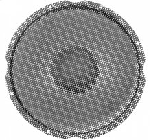 Grille for 10-inch Atrium outdoor subwoofer in Black