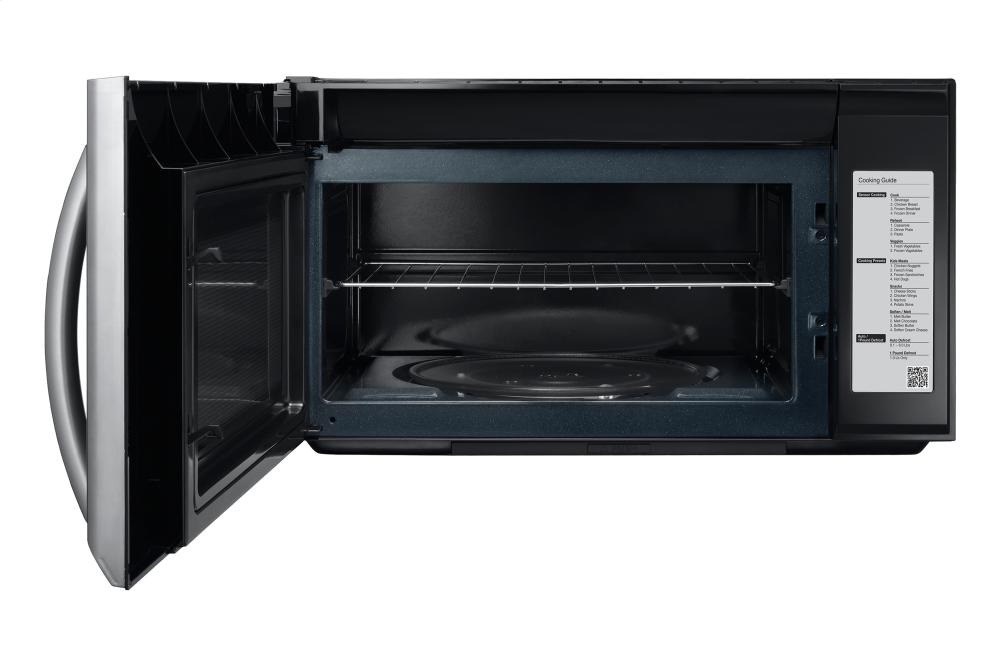 how to clean samsung microwave filter
