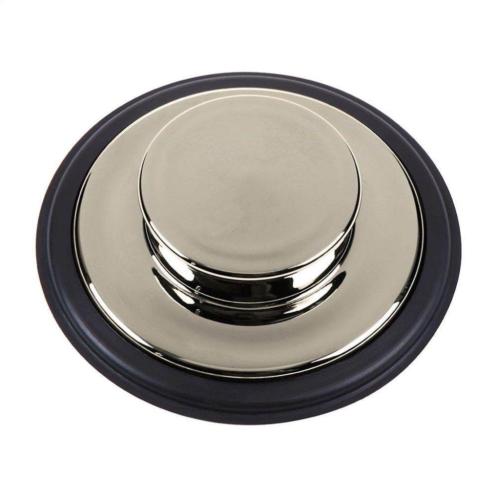 Sink Stopper - Polished Nickel  POLISHED NICKEL