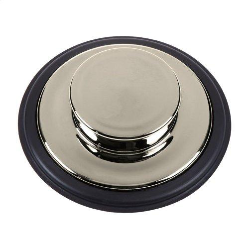 Sink Stopper - Polished Nickel