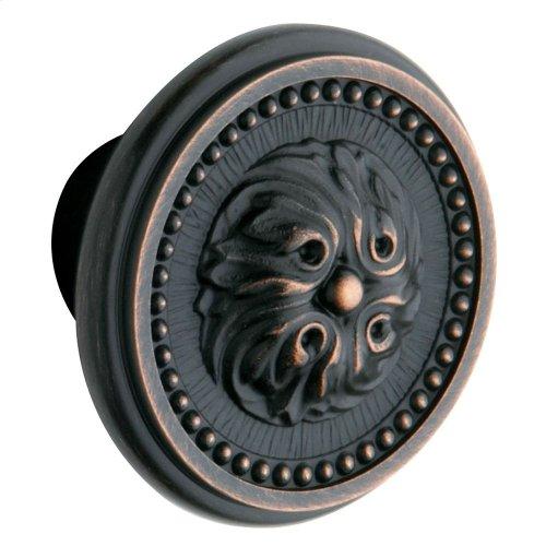 Venetian Bronze 5050 Estate Knob