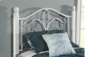 Ruby Wood Post Headboard - Twin - Frame Not Included